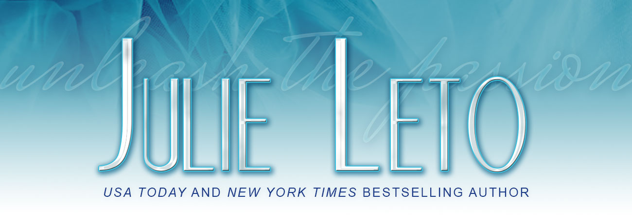 NYT & USA Today bestselling author Julie Leto