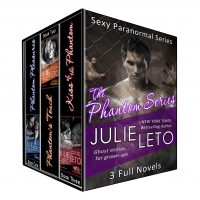 PHANTOM SERIES: Boxed Set