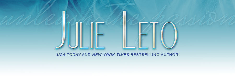 USA Today & NYT bestselling author Julie Leto